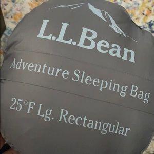 L.L.Bean Adventure Sleeping Bag